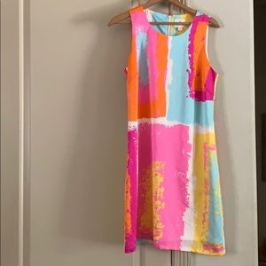 Julie Brown dress